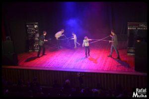 spektakl magiczne show iluzjonista rafal mulka