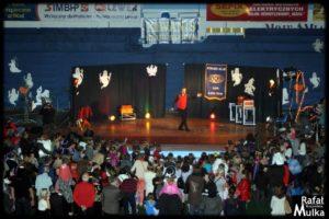 karnawał bal pokaz iluzji dla dzieci