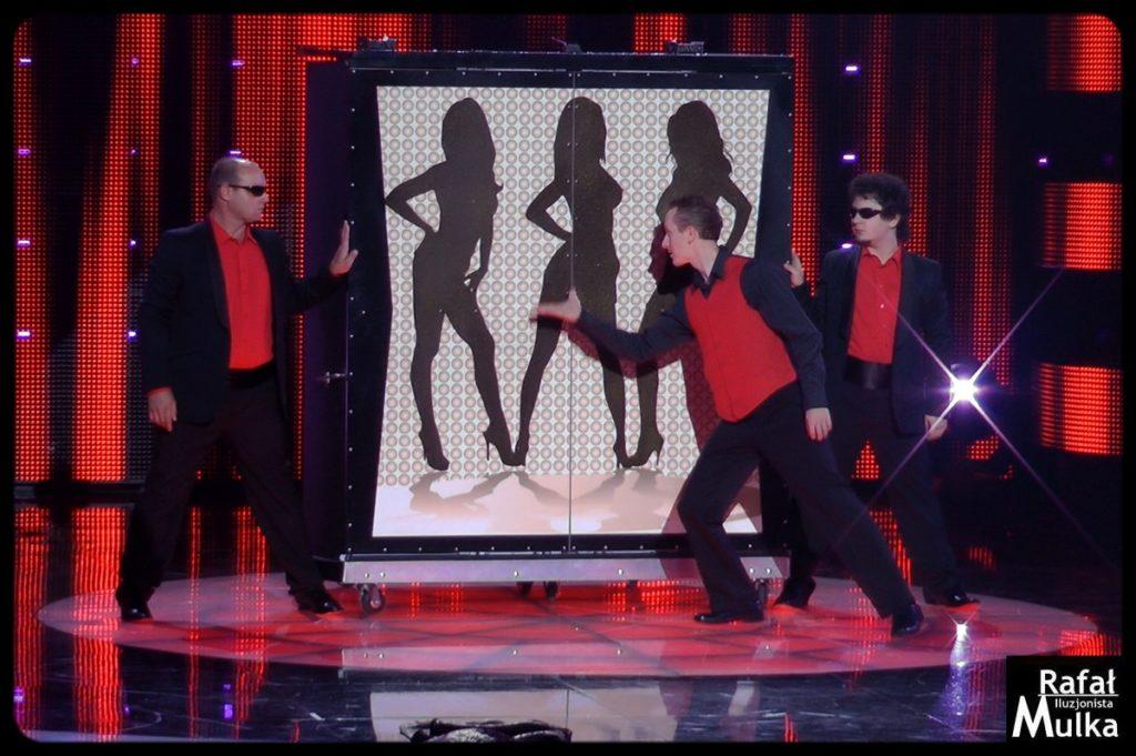 magic show w mam talent