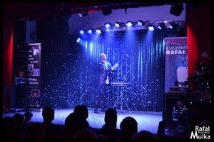 show magiczne iluzjonista